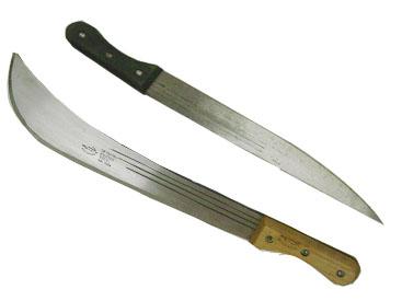 panga&machette