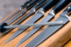 12 стъпки при избора на качествени кухненски ножове